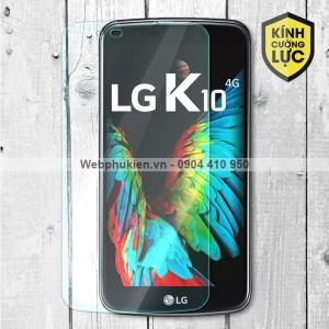 Miếng dán cường lực LG K10 2016 hiệu HOCO Full màn hình (trong suốt)