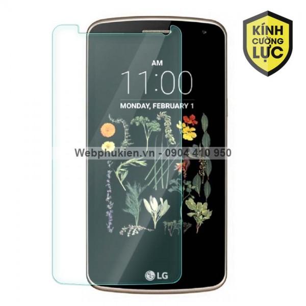 Miếng dán màn hình cường lực LG K5 (trong suốt)