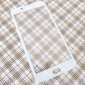 Miếng dán màn hình cường lực LG K7 Full màn hình (Trắng)