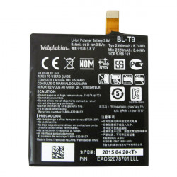 Pin LG Nexus 5 (BL-T9) - 2300mAh Original Battery