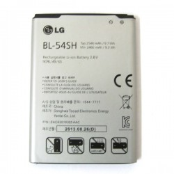 Pin LG Optimus LTE 3 (BL-54SH) - 2540mAh Original Battery