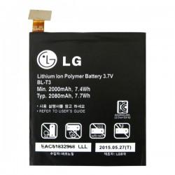 Pin LG Optimus VU1 F100 (BL-T3) - 2080mAh Original Battery