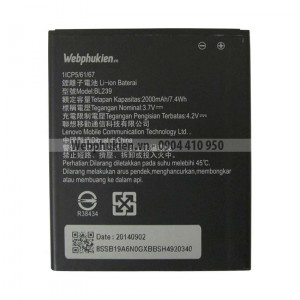 Pin Lenovo A399 A330 A330E (BL239) - 2000mAh Original Battery