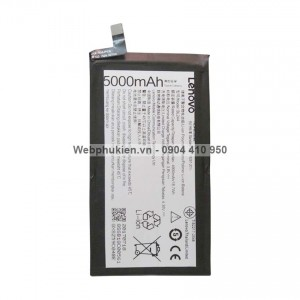 Pin Lenovo Vibe P1 P1A42, P1C58, P1C72 (BL244) - 5000mAh Original Battery