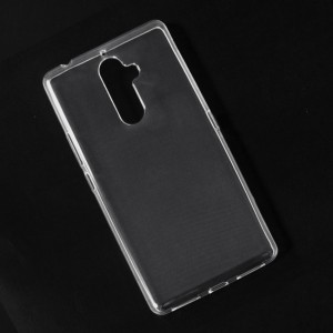 Ốp lưng Lenovo K8 Note dẻo (trong suốt)