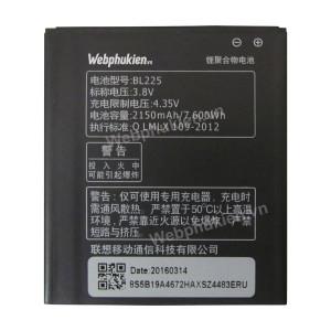 Pin Lenovo A858 (BL225) - 2150mAh Original Battery chính hãng