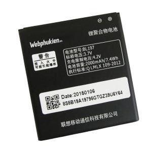Pin Lenovo BL197 - 2000mAh (S889T/ S899T/ A800/ A798T/ S720)