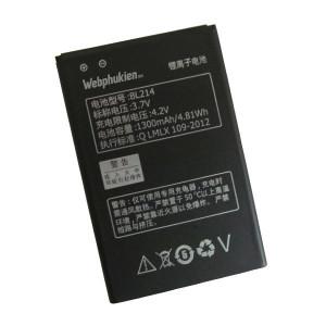 Pin Lenovo BL214 - 1300mAh (A218/ A269/ A305/ A208/ A316i)