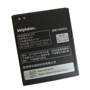 Pin Lenovo BL219 - 2500mAh (A880/ A889) chính hãng