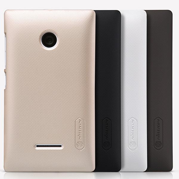 Ốp lưng Microsoft Lumia 532 hiệu Nillkin dạng sần