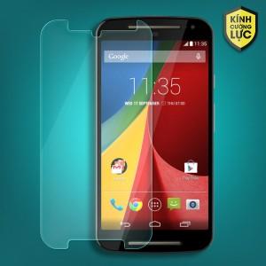 Miếng dán kính cường lực Motorola Moto G2 (trong suốt)
