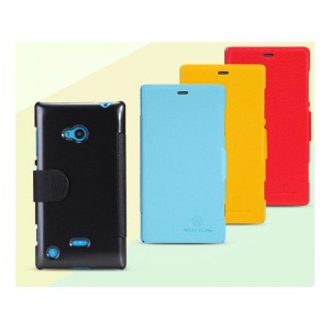 Bao da Nokia Lumia 720 hiệu Nillkin