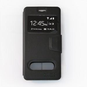 Bao da Nokia 5 hiệu OnJess (Đen) - Case dẻo