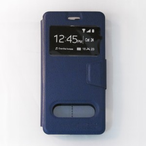 Bao da Nokia 5 hiệu OnJess (Xanh) - Case dẻo