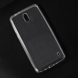 Ốp lưng Nokia 2 dẻo (trong suốt)
