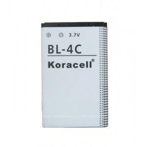 Pin Koracell Nokia BL-4C - 950mAh (Nokia 1202, 6300, 1280, 108, 6282)