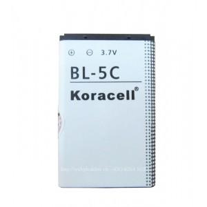 Pin Koracell Nokia BL-5C - 1100mAh (Nokia Asha 202, 2700, 2730, 3100)