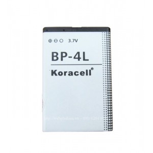 Pin Koracell Nokia BP-4L - 1450mAh (Nokia E63, Nokia E71, Nokia E72)