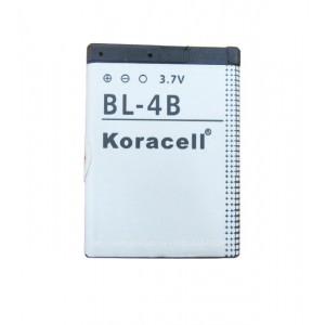 Pin Nokia BL-4B hiệu Koracell