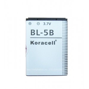 Pin Nokia BL-5B hiệu Koracell