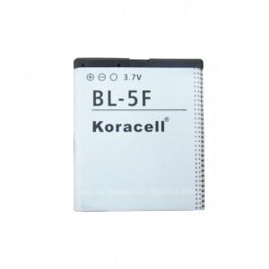 Pin Koracell Nokia BL-5F 1030mAh (E65/ 6210/ 6290/ 6710/ C5/ N95/ N93/ X5)