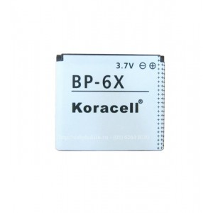 Pin Koracell Nokia BP-6X 700mAh (8800 Sirocco/ 8860/ N73/ 8801)