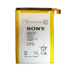 Pin Sony Xperia ZL (C6502/C6503/C6506/L35H) - 2330mAh Original Battery