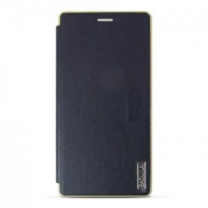 Bao da Oppo R9S Plus hiệu Baolilai (xanh Navy)