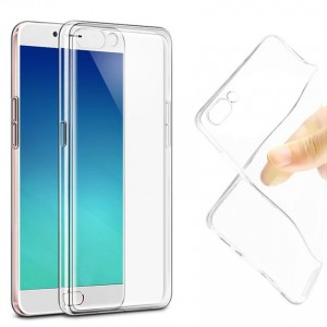 Ốp lưng Oppo R11 / A77 dẻo (trong suốt)
