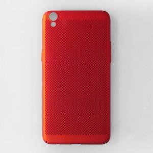 Ốp lưng lưới Oppo R9 Plus chống nóng (Đỏ)