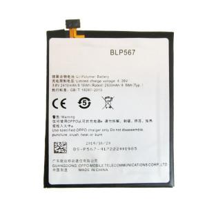 Pin Oppo BLP567 - 2500mAh (Oppo R1/ R829)