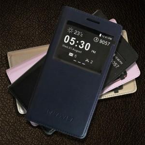 Bao da S-View Cover  E7 (on/off LCD)