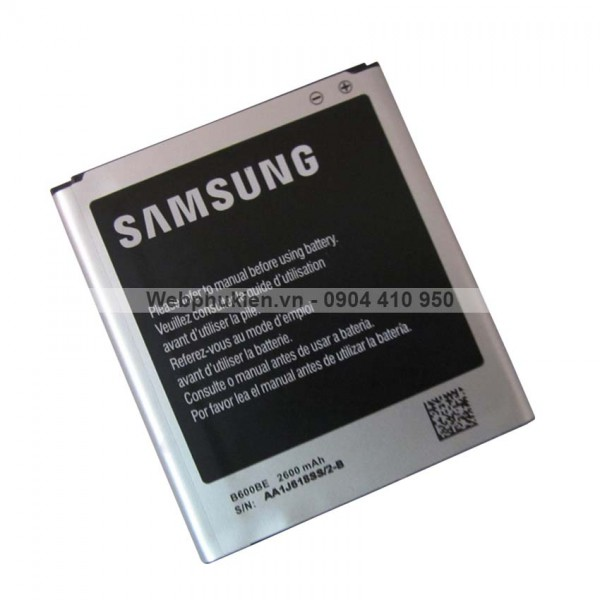 Pin Samsung Galaxy S4 i9500 (B600BE) - 2600mAh Original Battery