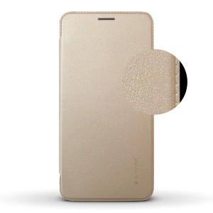 Bao da Samsung Galaxy Note 5 hiệu G-Case (vàng Gold)