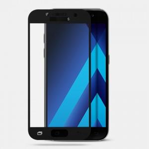 Miếng dán cường lực Samsung Galaxy A3 2017 Full màn hình (Đen)