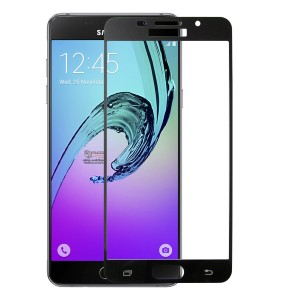 Miếng dán cường lực Samsung Galaxy A5 2016 (A510) Full màn hình Đen