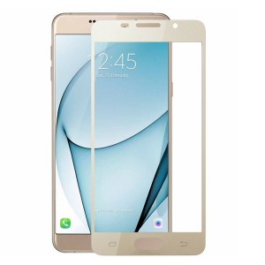 Miếng dán cường lực Samsung Galaxy A5 2016 (A510) Full màn hình Vàng
