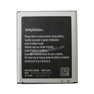 Pin Samsung Galaxy V/V Plus (G313) - 1500mAh Original Battery