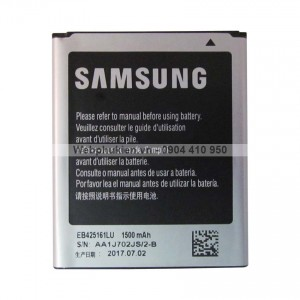 Pin Samsung Galaxy S3 Mini i8190 (EB425161LU) - 1500mAh Original Battery