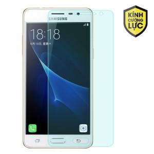 Miếng dán kính cường lực Samsung Galaxy J3 Pro (SM-J3110)