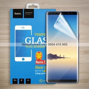 Miếng dán màn hình Samsung Galaxy Note 8 hiệu Hoco Nano siêu dẻo