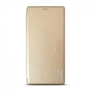 Bao da Samsung Galaxy S7 Edge hiệu Baolilai (Vàng)