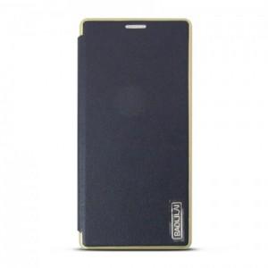 Bao da Samsung Galaxy S7 Edge hiệu Baolilai (xanh Navy)
