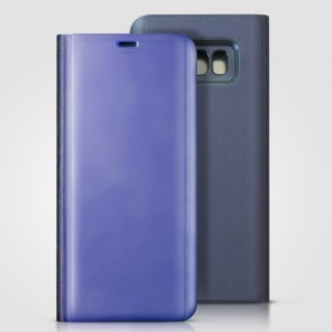Bao da Samsung Galaxy S8 Plus Clear View Standing Violet