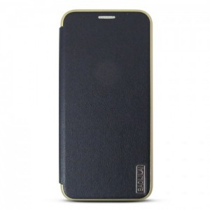 Bao da Samsung Galaxy S8 hiệu Baolilai (xanh Navy)