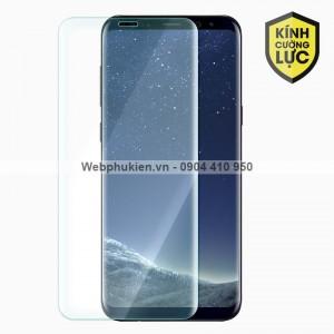 Miếng dán cường lực Samsung Galaxy S8 hiệu HOCO Full màn hình (trong suốt)