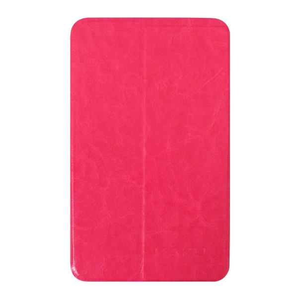 Bao da Galaxy Tab A 7.0 2016 hiệu Kaku Stand Case (hồng)