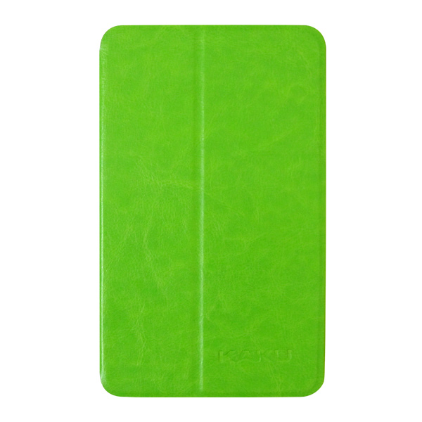 Bao da Galaxy Tab A 7.0 2016 hiệu Kaku Stand Case (xanh lá)