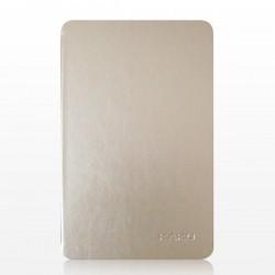 Bao da Galaxy Tab E 9.6 (T561) hiệu Kaku Stand Case (vàng)