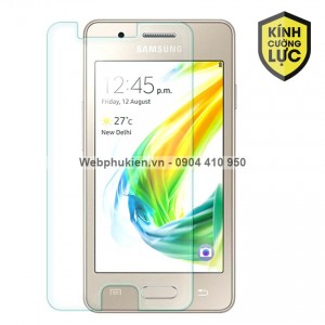 Miếng dán màn hình cường lực Samsung Z2 (trong suốt)